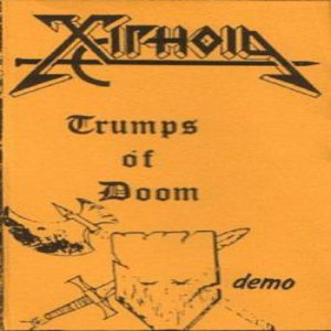 Xiphoid - Trumps of Doom cover art