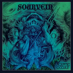 Sourvein - Aquatic Occult cover art