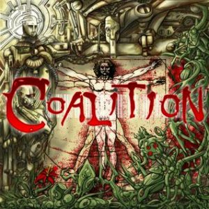 Rhome / Scarline - Coalition cover art