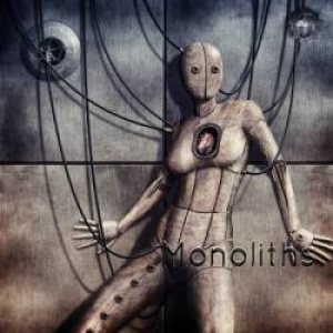 Synaptical Glitch - Monoliths cover art