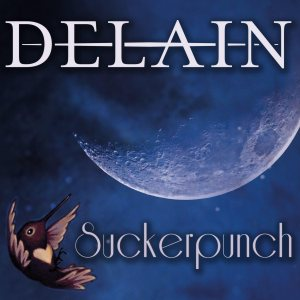 Delain - Suckerpunch cover art