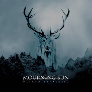 Mourning Sun - Último exhalario cover art