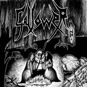 Gallower - Witch Hunt Is On cover art