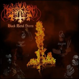 Ereshkigal - Black Metal Storm cover art