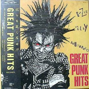 The Clay - Great Punk Hits cover art