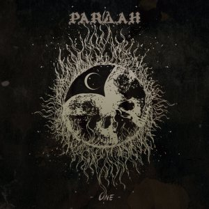 Pariah - One cover art