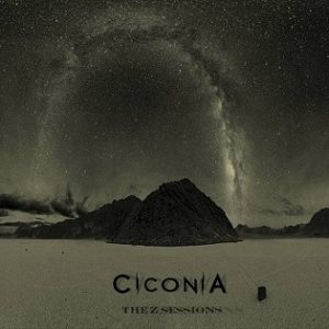 "Ciconia - The ""Z"" Sessions EP cover art"