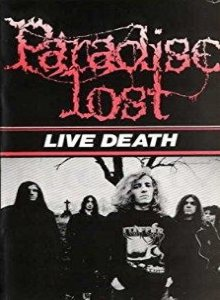 Paradise Lost - Live Death cover art