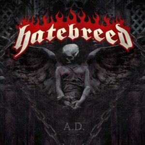 Hatebreed - A.D. cover art