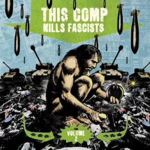 Various Artists - This Comp Kills Fascists Volume 2 cover art