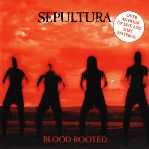 Sepultura - Blood-Rooted cover art