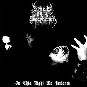 Rituals of a Blasphemer - In This Night We Embrace cover art