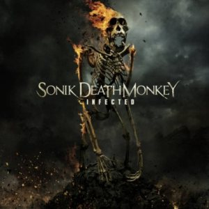 Sonik Death Monkey - Infected cover art
