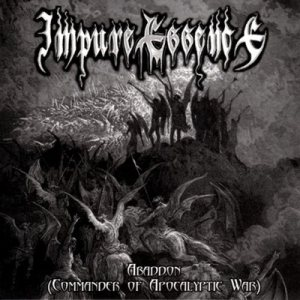 Impure Essence - Abaddon (Commander of Apocalyptic War) cover art