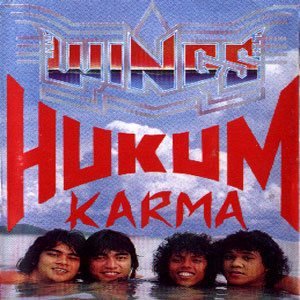 Wings - Hukum Karma cover art
