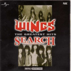 Wings - Wings / Search: Greatest Hits