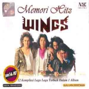 Wings - Memori Hitz cover art