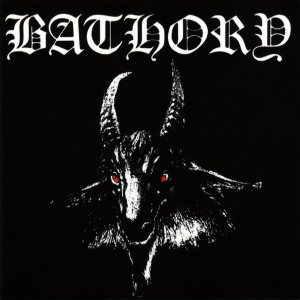 Bathory - Bathory cover art