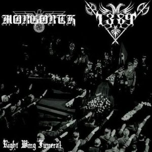 Morgorth / 1389 - Right Wing Funeral