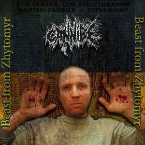 Cannibe - Beast of Zhytomyr cover art