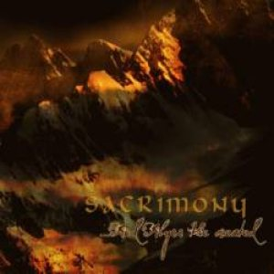 Sacrimony - ...and Abyss He Created cover art
