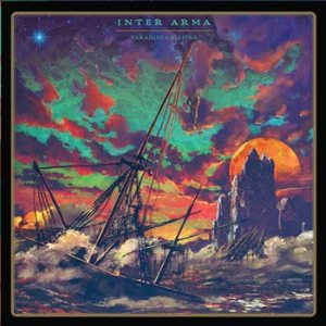 Inter Arma - Paradise Gallows cover art