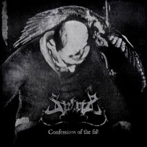Sytris - Confessions of the Fall cover art