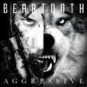 Beartooth - Aggressive cover art