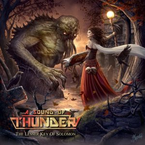 A Sound of Thunder - The Lesser Key of Solomon cover art