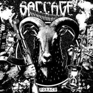 Saccage - Vorace MMXV cover art
