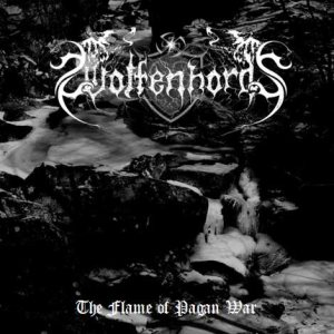 Wolfenhords - The Flame of Pagan War cover art