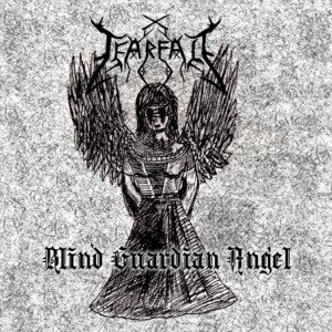Tearfall - Blind Guardian Angel cover art