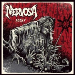 Nervosa - Agony cover art