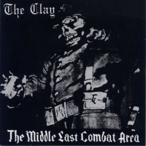 The Clay - The Middle East Combat Area cover art