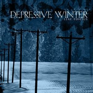 Depressive Winter - Llac Edicius cover art