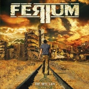 Ferium - The New Law cover art