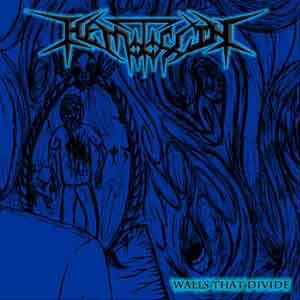 Hemotoxin - Walls That Divide cover art