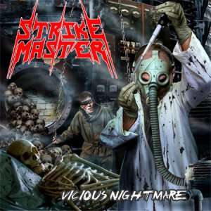 Strike Master - Vicious Nightmare cover art