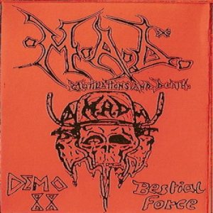 M.A.D. - Bestial Force cover art
