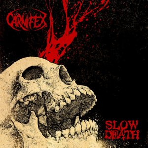Carnifex - Slow Death cover art