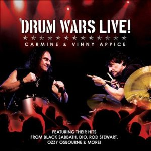 Carmine Appice / Vinny Appice - Drum Wars Live! cover art