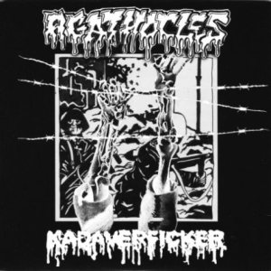 Agathocles / Kadaverficker - Agathocles / Kadaverficker cover art