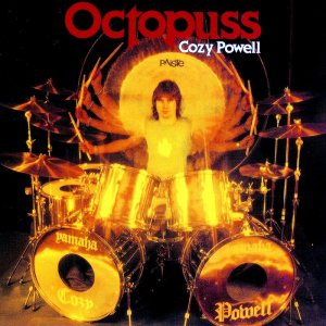 Cozy Powell - Octopuss cover art