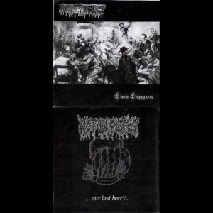 Agathocles / Rot in Pieces - Live in Leipzig 2003 / ... Our Last Beer(ˢ)... cover art