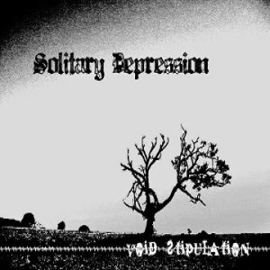 Solitary Depression - Void Stipulation cover art