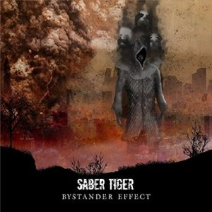 Saber Tiger - Bystander Effect cover art