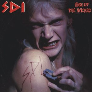 S.D.I. - Sign of the Wicked cover art