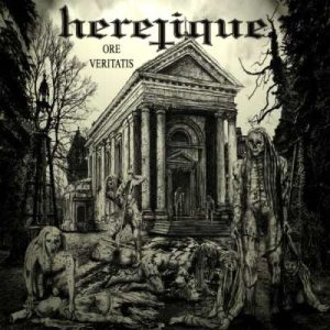 Heretique - Ore Veritatis cover art