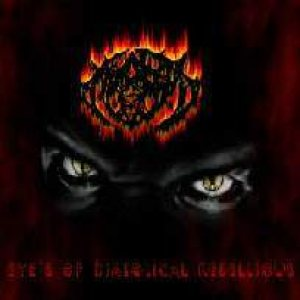 Azael - Eye's of Diabolical Rebellious cover art