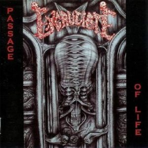 Excruciate - Passage of Life cover art